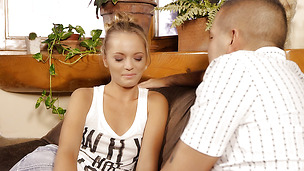 Ambitious Anna Zadulo has a fuck with her well hung male