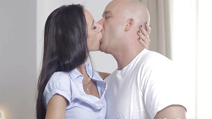 Enchanting Martina B is an eager and proud to be a fuck stick sucker